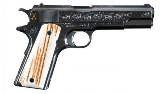 turnbull, 1911, turnbull bbq, turnbull bbq pistols, bbq government model 1911