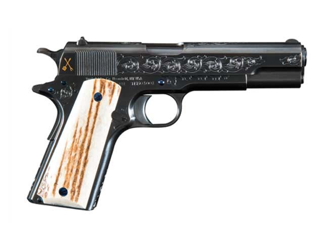 turnbull, 1911, turnbull bbq, turnbull bbq pistols, bbq government model 1911