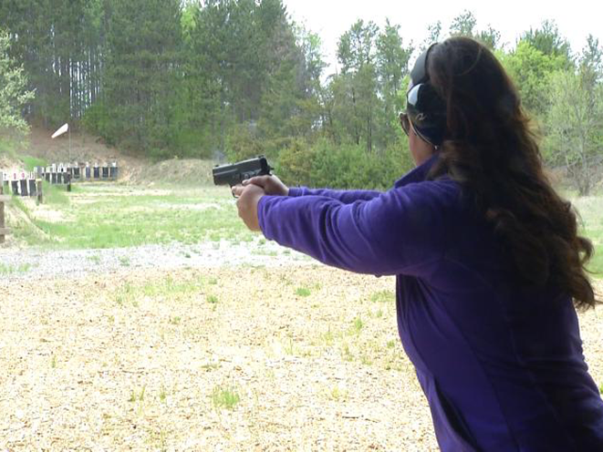 Well Armed Women Firearms Club