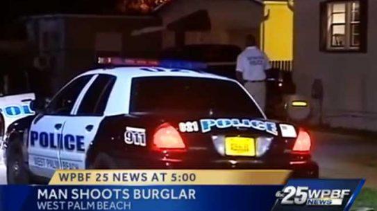 West Palm Beach Homeowner Shoots Intruder, west palm beach shooting, west palm beach , intruder, robbery