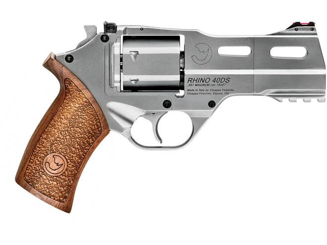 revolvers, revolver, six shooter, six-shooter, six-shot revolvers, .357 magnum, .357 magnum revolvers, .357 magnum revolver, .357 revolver, chiappa rhino 40ds