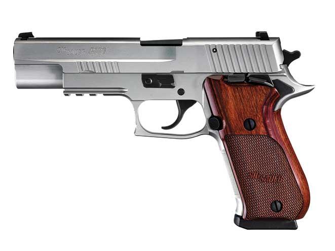 10mm pistol, 10mm, 10mm pistols, 10mm guns, 10mm gun, 10mm ammo, 10mm ammunition, sig sauer p220 elite stainless