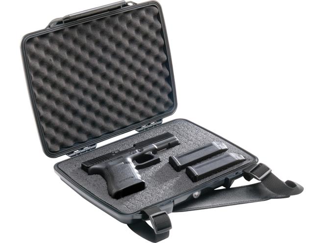 gun case, gun cases, gun safe, gun safes, pistol gun case, pistol case, pelican p1075