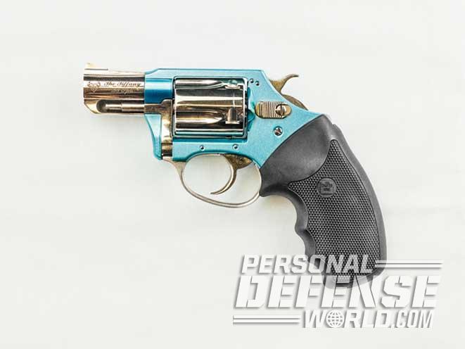 Charter Arms Tiffany, charter arms, charter arms tiffany revolver, tiffany revolver, charter arms tiffany gun, charter arms tiffany left profile