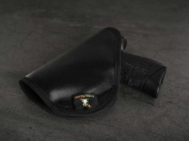 comfort holsters, froggy holster, froggy holster light