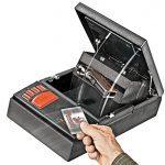 gun case, gun cases, gun safe, gun safes, pistol gun case, pistol case, hornady rapid safe