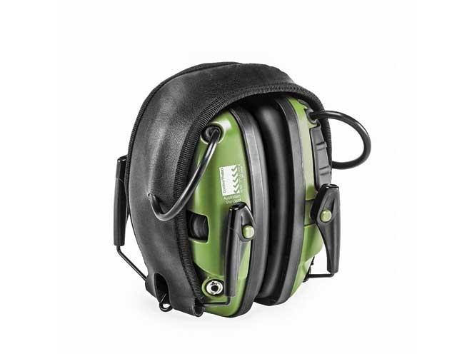 ear, earmuffs, hearing protectors, earplugs, howard leight impact sport
