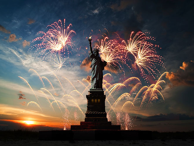 Independence Day 2015 Statue of Liberty