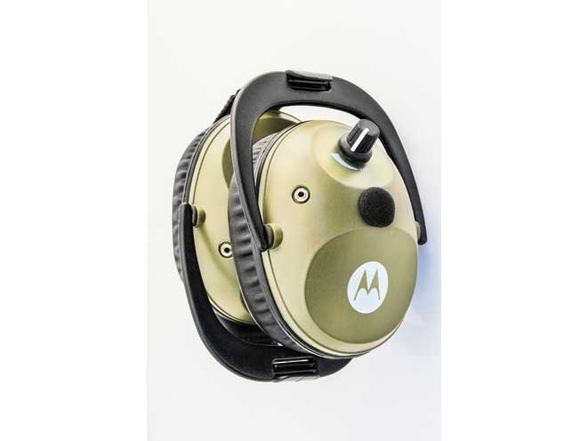 ear, earmuffs, hearing protectors, earplugs, motorola solutions MHP81