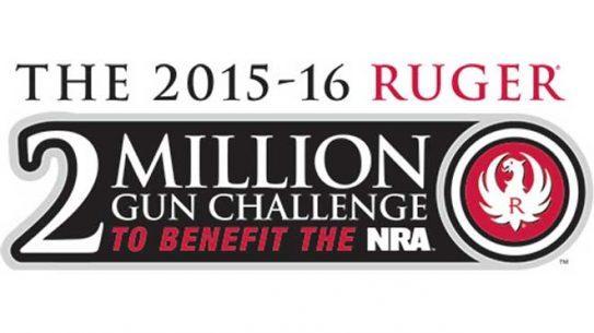 Ruger, NRA-ILA, ruger 2 million gun challenge