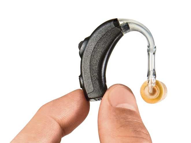 ear, earmuffs, hearing protectors, earplugs, sound gear behind the ear