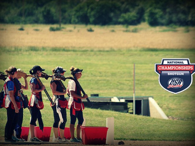 usa shooting, usa shooting shotgun, usa shooting national championships
