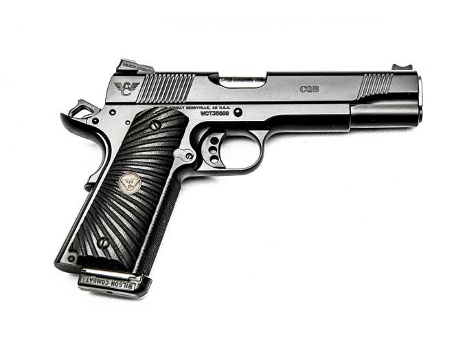 10mm pistol, 10mm, 10mm pistols, 10mm guns, 10mm gun, 10mm ammo, 10mm ammunition, wilson combat CQB