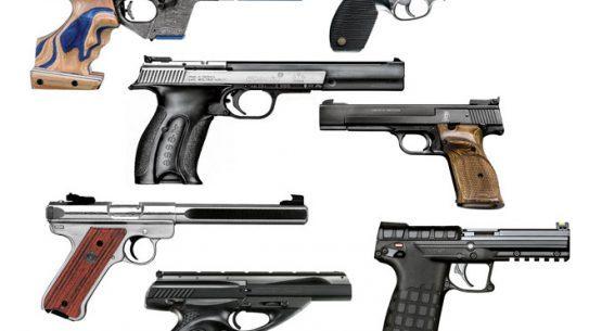 complete book of rimfires, complete book of rimfires 2015, rimfire, rimfire handguns, modern rimfire handguns, rimfire handgun