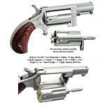 .22 WMR, .22 magnum, .22 WMR load, revolvers