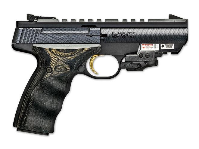 rimfire, rimfires, rimfire guns, rimfire gun, rimfire handguns, rimfire handgun, bROWNING BUCK MARK