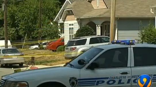 armed suspect, north carolina