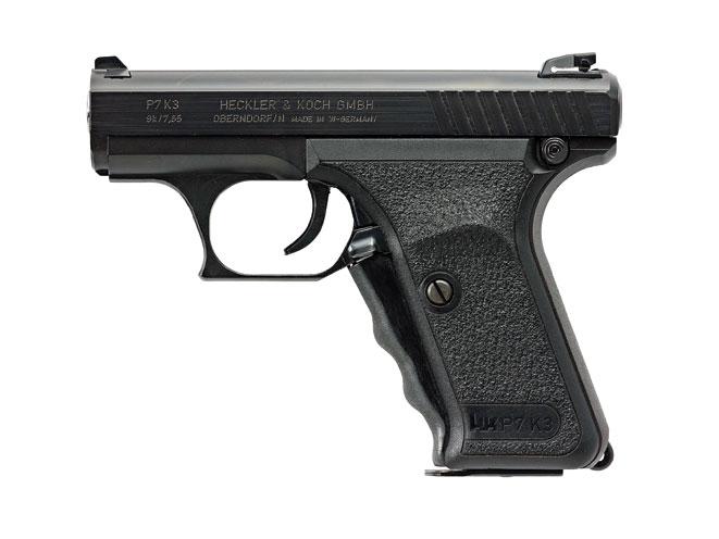 pistol, pistols, pocket pistol, pocket pistols, classic pocket pistol, classic pocket pistols, new pocket pistol, new pocket pistols, HK P7K3