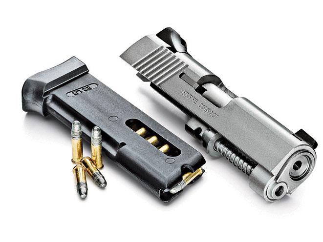 rimfire, rimfires, compact rimfire handguns, compact rimfire handgun, rimfire handgun, rimfire handguns, kimber rimfire compact conversion kit