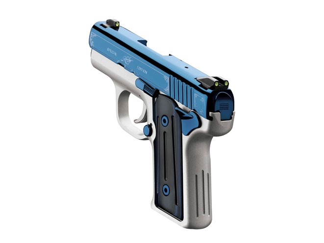 kimber, kimber solo carry sapphire, solo carry sapphire, solo carry sapphire rear
