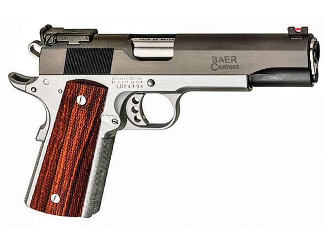 1911, 1911 pistol, 1911 pistols, 1911 gun, 1911 guns, 1911 competition shooting, 1911 competitive shooting, 1911 competition gun, Les Baer 1911 Boss