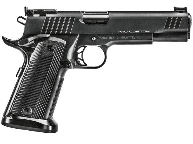 1911, 1911 pistol, 1911 pistols, 1911 gun, 1911 guns, 1911 competition shooting, 1911 competitive shooting, 1911 competition gun, Para Pro Custom 14.45