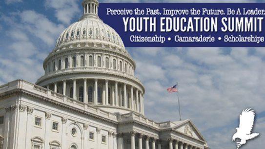 NRA, national rifle association, nra youth education summit, youth education summit