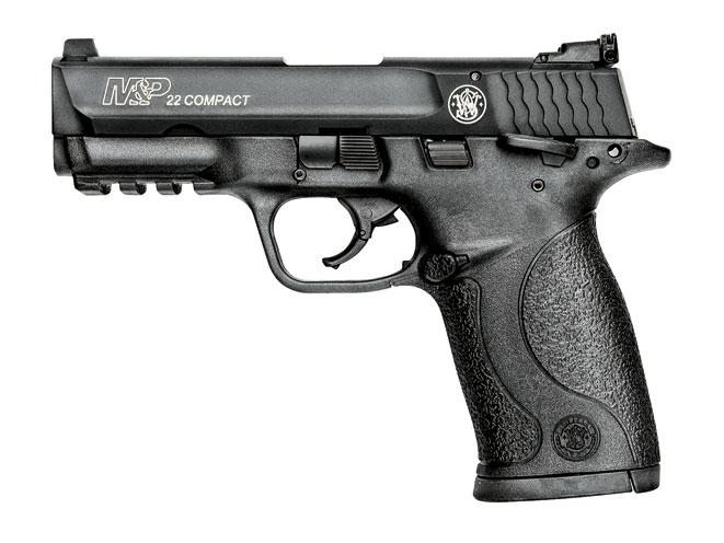rimfire, rimfires, compact rimfire handguns, compact rimfire handgun, rimfire handgun, rimfire handguns, smith & wesson m&p22 compact