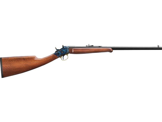 rimfire, rimfire rifle, rimfire rifles, classic rimfire rifles, uberti 1871 rolling block carbine