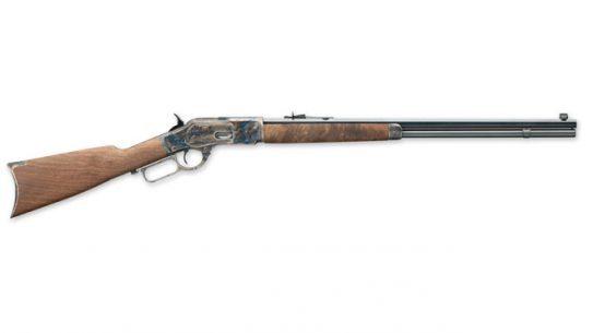 winchester, model 1873, winchester model 1873, Winchester Model 1873 Sporter Octagon Color Case Hardened