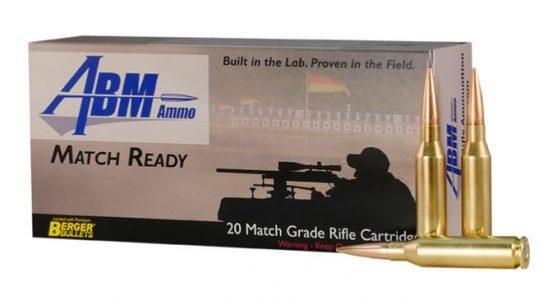 match ready, abm ammo, applied ballistics munitions