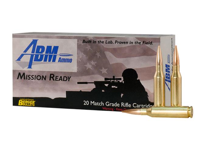 mission ready, abm ammo, applied ballistics munitions