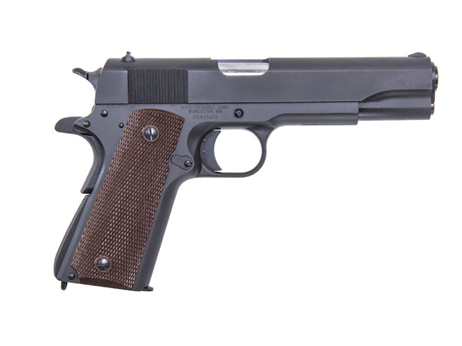 Auto-Ordnance 1911PKZSE, 1911PKZSE, 1911PKZSE pistol, 1911PKZSE profile