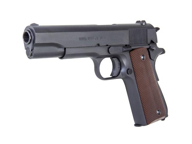 Auto-Ordnance 1911PKZSE, 1911PKZSE, 1911PKZSE pistol, 1911PKZSE front