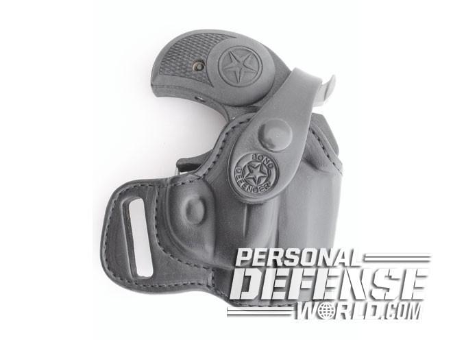 Bond Arms Backup, bond arms, bond arms backup derringer, derringer, bond arms backup holster