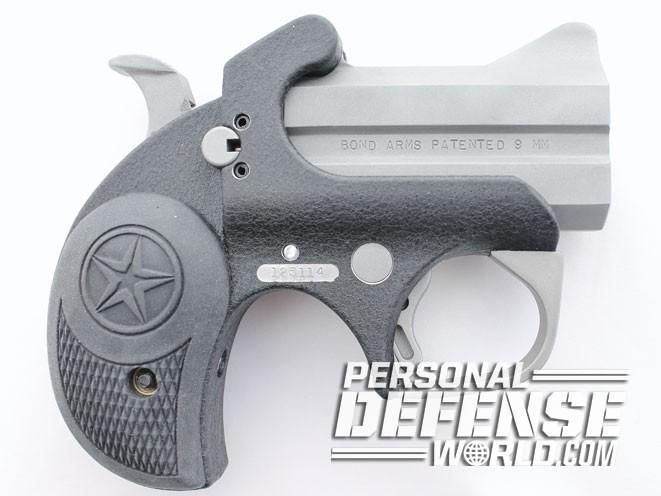 Bond Arms Backup, bond arms, bond arms backup derringer, derringer, bond arms backup profile