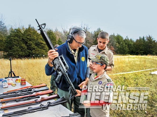 BOY SCOUTS OF AMERICA, BOY SCOUTS, SHOOTING SPORTS, BOY SCOUTS SHOOTING SPORTS