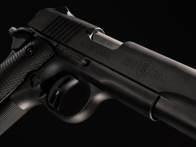 browning, browning black label, browning black label 1911-380, black label 1911-380, browning gun