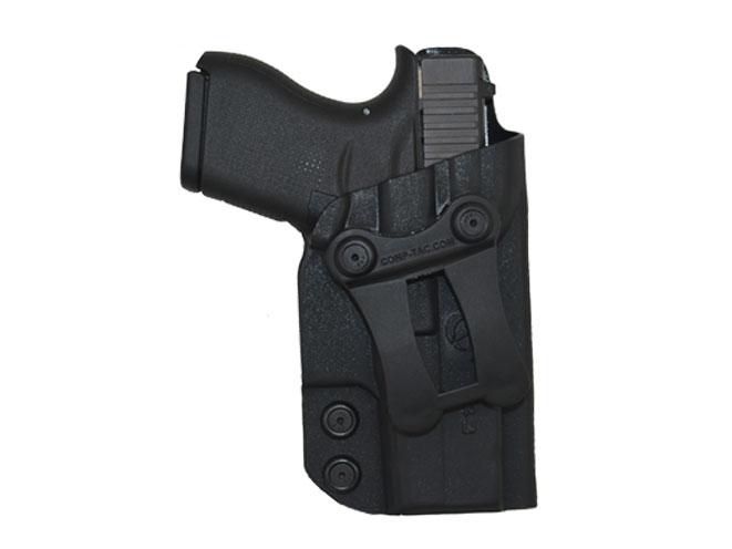 glock, glock 43, glock 43 holsters, glock 43 holster, glock 43 accessories, comp-tac infidel