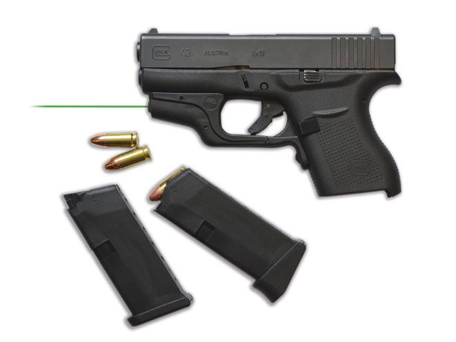 glock, glock 43, glock 43 laser, glock 43 lasers, glock 43 laserguard, glock 43 sight, glock 43 sights, glock 43 laser sights, glock 43 laserguard, crimson trace LG 443