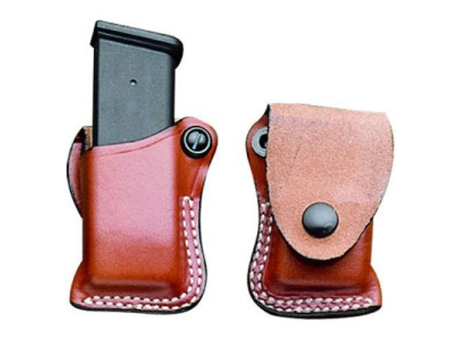 glock 43, glock 43 holsters, glock 43 holster, glock 43 Desantis, DeSantis F.T.U. magazine pouch