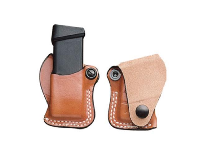 glock 43, glock 43 holsters, glock 43 holster, glock 43 Desantis, DeSantis s.s. single magazine pouch