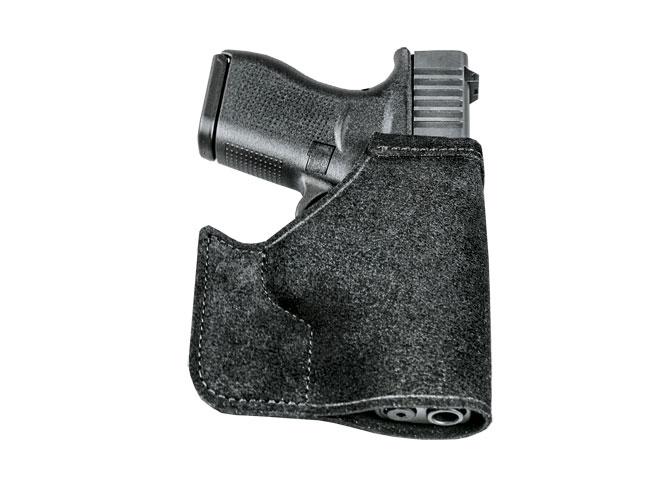 glock, glock 43, glock 43 holsters, glock 43 holster, glock 43 accessories, galco pocket protector