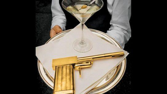 the man with the golden gun, golden gun, the golden gun, james bond golden gun, bond golden gun, golden gun lead