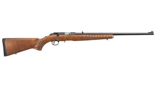 ruger, ruger american rimfire, ruger american rimfire rifle, rimfire rifle, ruger american rimfire rifle wood stock