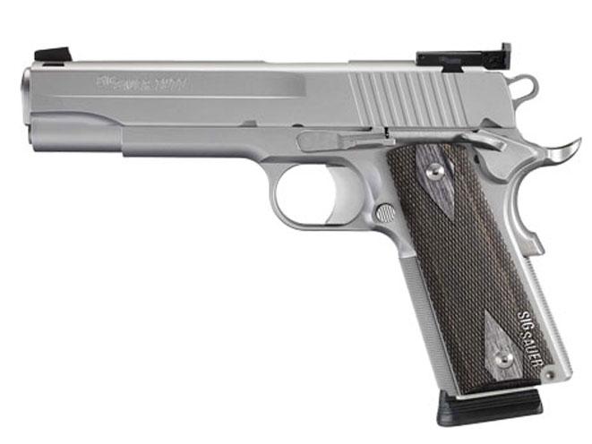 1911, 1911 pistol, 1911 pistols, 1911 gun, 1911 guns, 1911 competition shooting, 1911 competitive shooting, 1911 competition gun, Sig Sauer 1911 Target