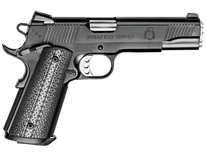 1911, 1911 pistol, 1911 pistols, 1911 gun, 1911 guns, 1911 competition shooting, 1911 competitive shooting, 1911 competition gun, Springfield TRP SS