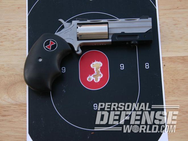 north american arms, north american arms mini revolver, north american arms mini revolvers, mini revolver, mini revolvers, NAA black widow target