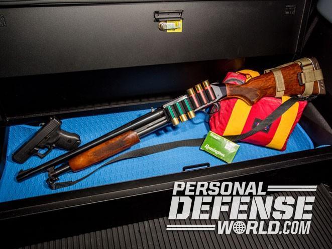 trunk gun, travel gun, trunk guns, travel guns, gun traveling, interstate gun, interstate guns, interstate gun travel, trunk gun contents