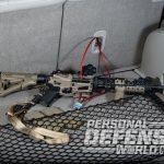 trunk gun, travel gun, trunk guns, travel guns, gun traveling, interstate gun, interstate guns, interstate gun travel, trunk gun hidden